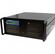 Rackmount CD/DVD Duplicator