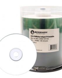 Microboards White Inkjet CD-R