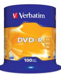 verbatim dvd-r non printable