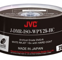 JVC ISO Media